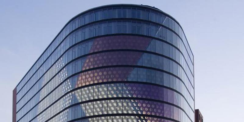 A+T Hochhaus Potsdamer Platz Berlin Spots