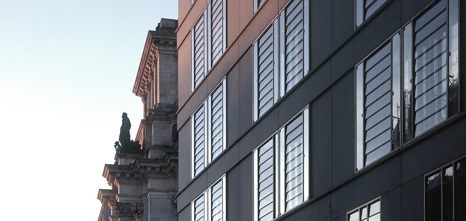 Jakob Kaiser Haus Bundestag außen