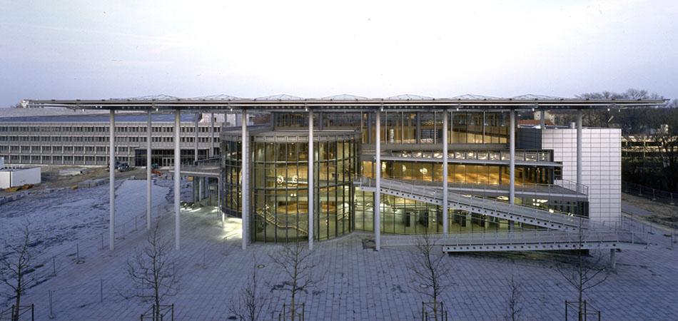 Kunstmuseum Wolfsburg außen