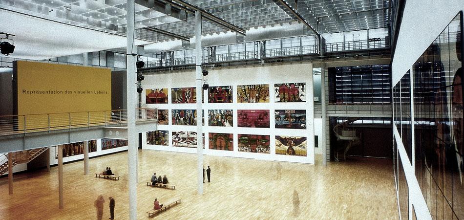 Kunstmuseum Wolfsburg innen