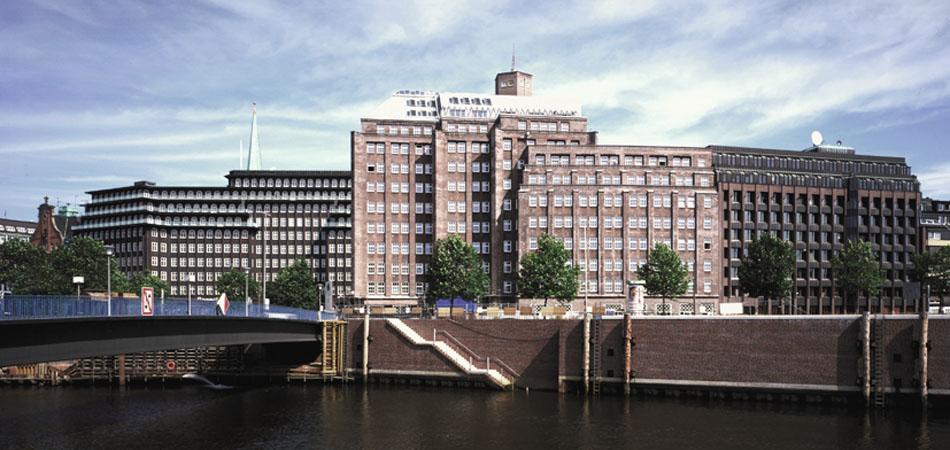 Messberghof Hamburg außen