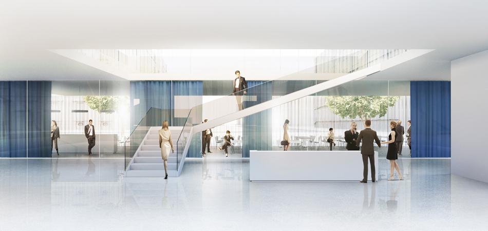 ThyssenKrupp Haus Berlin innen