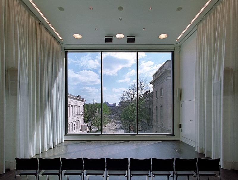 Collegium Hungaricum Berlin Saal