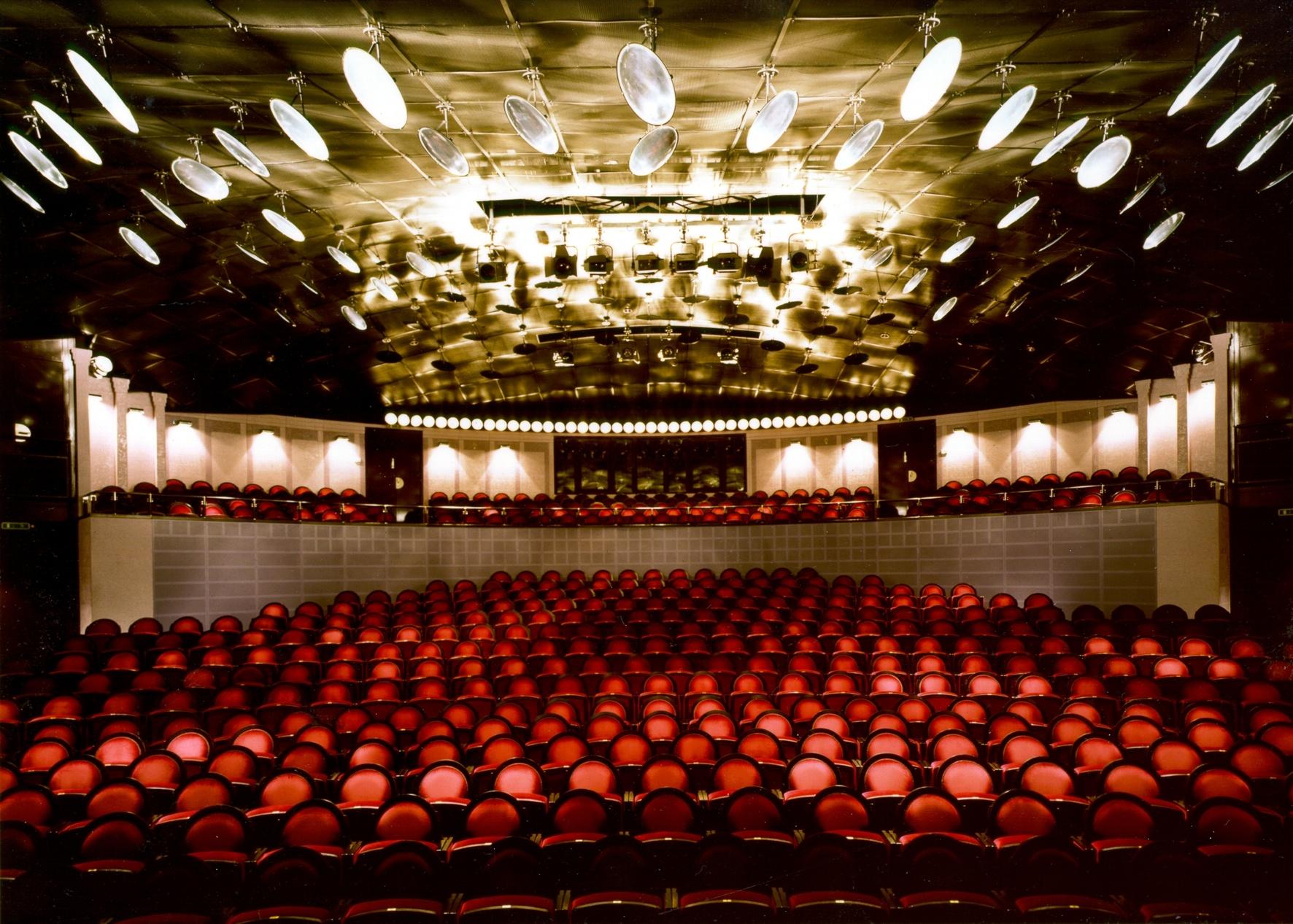 Winterhuder Fährhaus Theatersaal innen