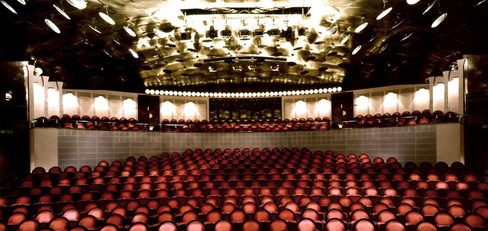 Winterhuder Fährhaus Theatersaal