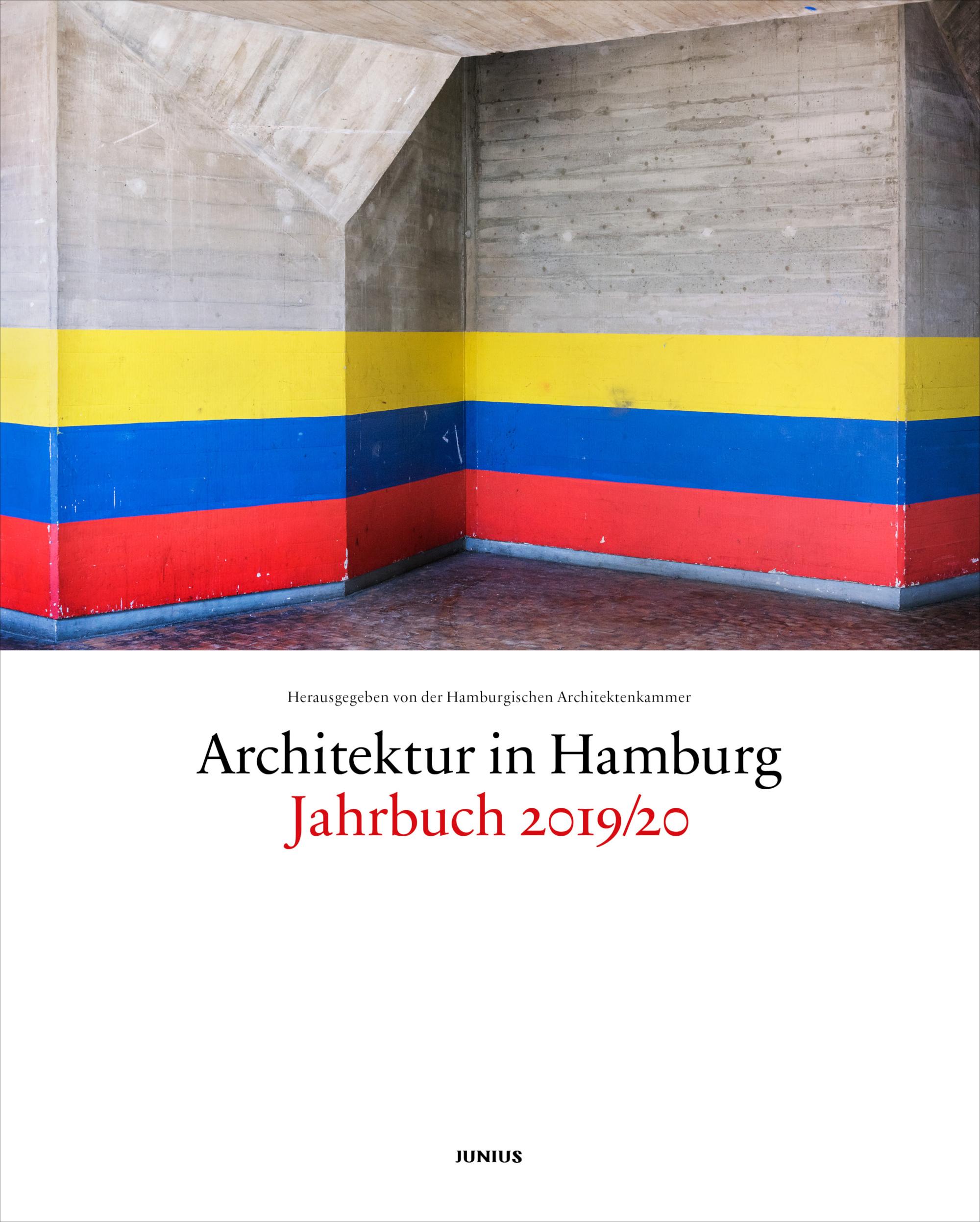 Jahresbuch Architektur in Hamburg 2020 - Schweger Architekten