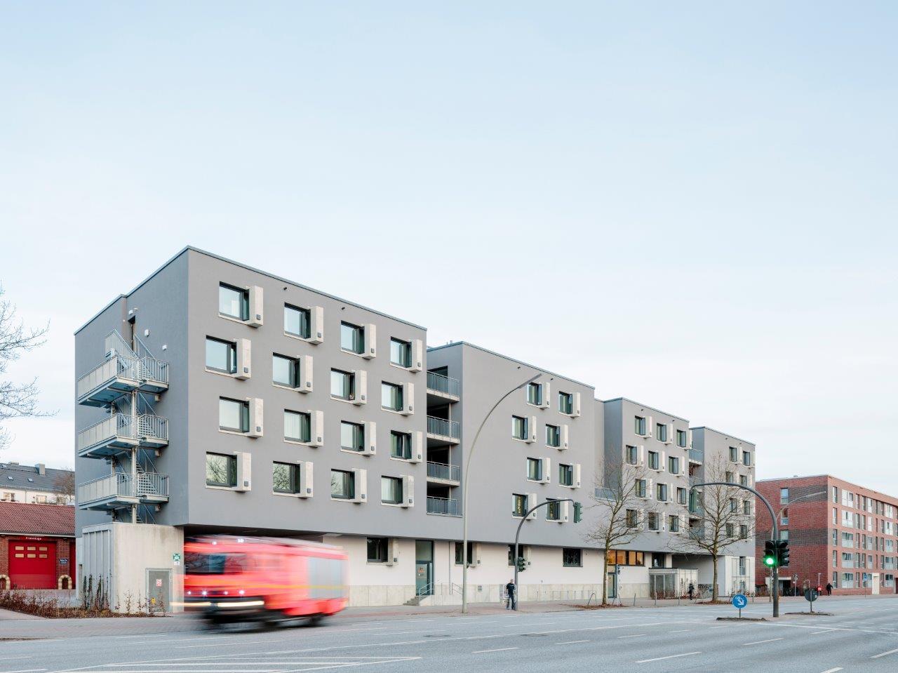 Jugendwohnung Parciusweg, Hamburg